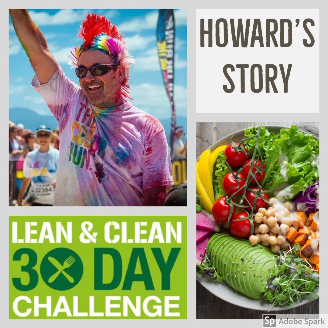 Lean & Clean 30-day challenge